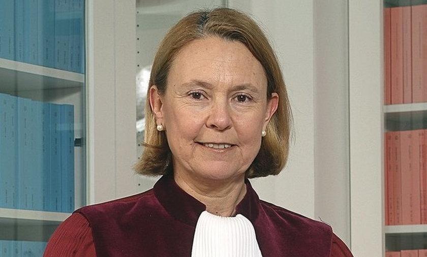 Rosario Silva de Lauerta. Wiceprzewodnicząca TSUE ukarała Polaków za Turów
