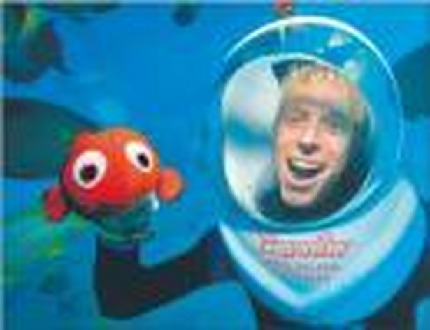 """Casting na """"Najlepszą pracę na świecie"""" wygrał w 2009 r. Brytyjczyk Ben Southall Fot. Tourism Queensland"""