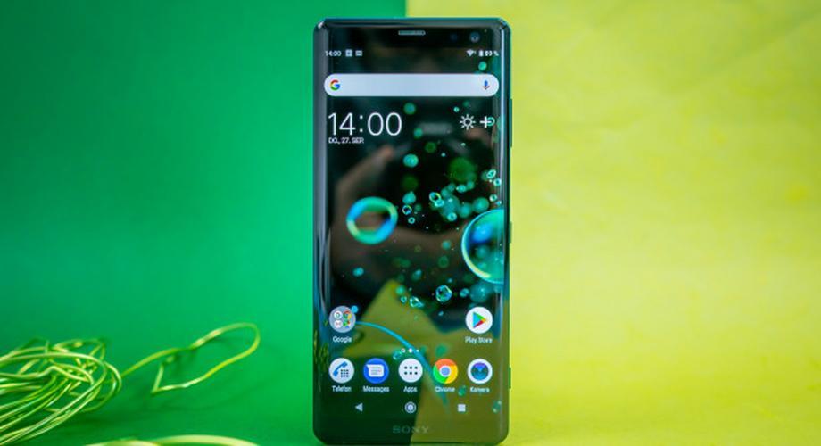 Sony Xperia XZ3 im Test: top Hardware mit Android 9 Pie