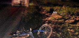 Tragedia pod Kraśnikiem. Strażacy potrącili kobietę