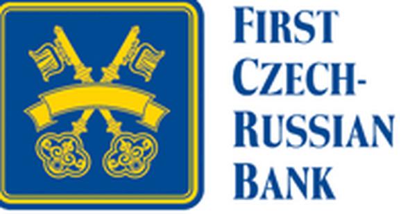 Logo Prve češko-ruske banke