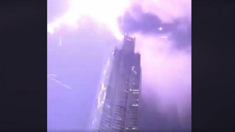 Burza w Australii
