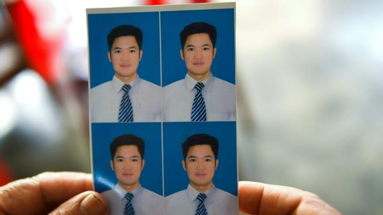 Nguyen Van Hung got a falsified passport in 2018 and took off without telling his parents