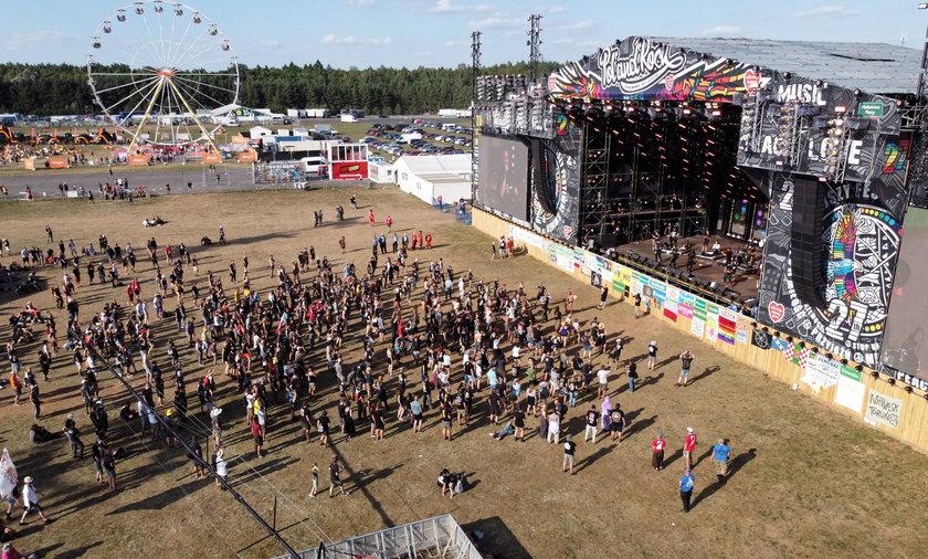 Pol'and'Rock 2021 - Łona wydał oświadczenie w sprawie wulgarnych okrzyków