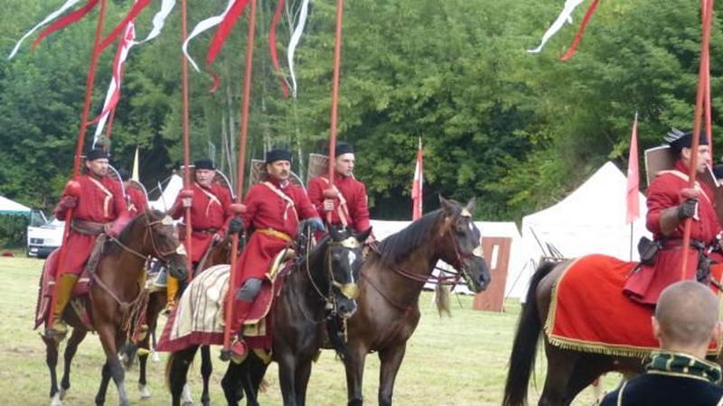 Turniej Łuczniczy w Garbowie