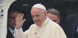 Papież odleciał do Rzymu. Relacja na żywo