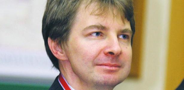 prof. dr hab. Jacek Gołaczyński, podsekretarz stanu w Ministerstwie Sprawiedliwości odpowiedzialny za informatyzację resortu