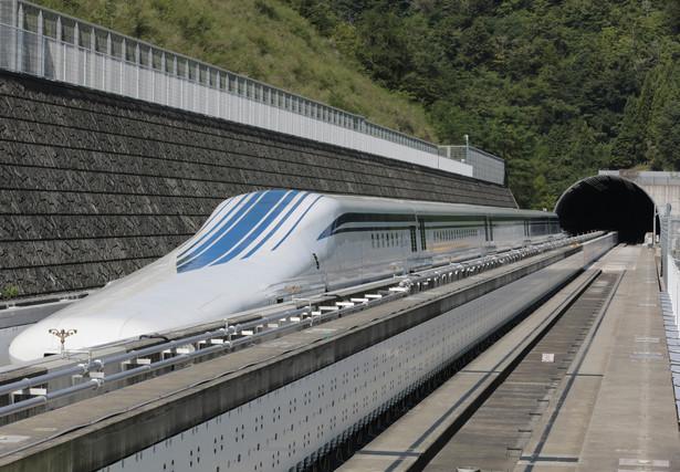 Najszybszy pociąg świata – japoński Maglev (3)