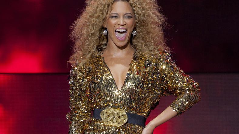Gwiazda Beyoncé narodzi się na oczach Leonardo DiCaprio