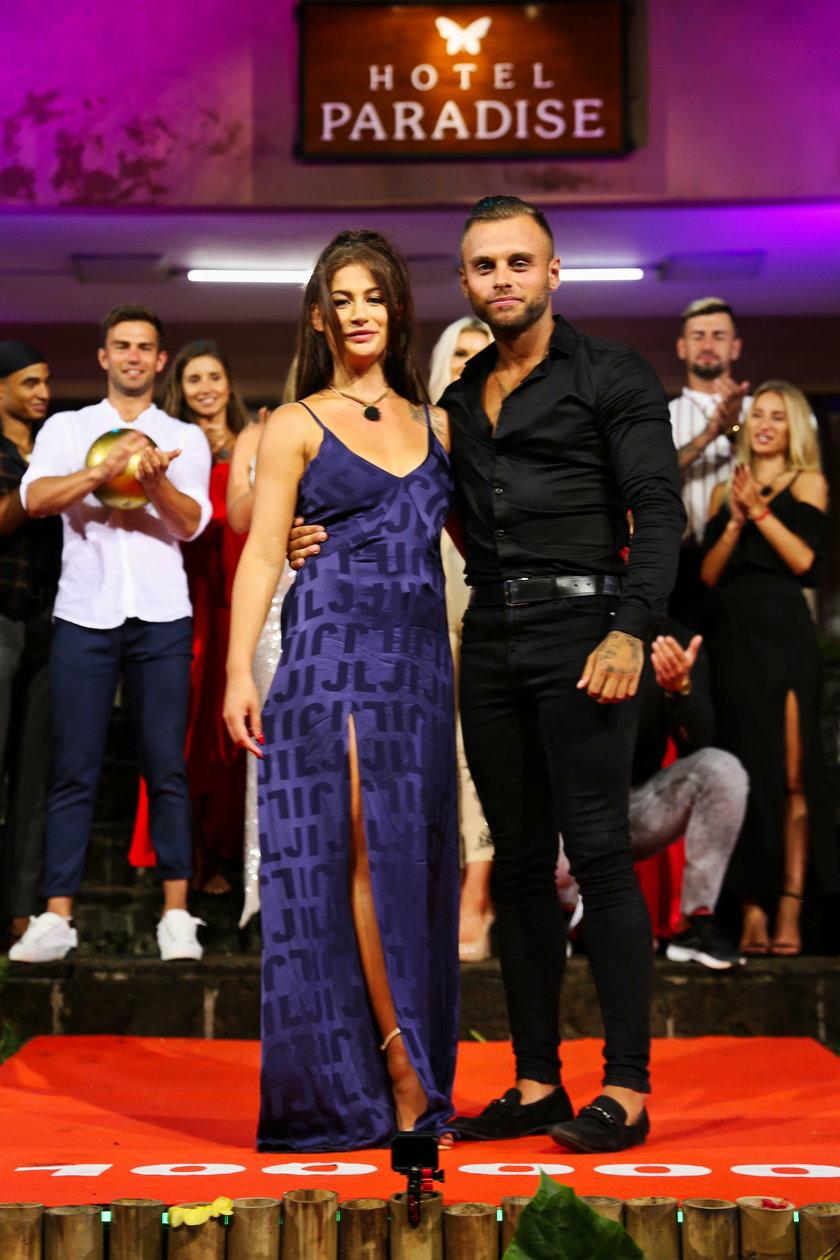 Marietta Witkowska i Chris Ducci