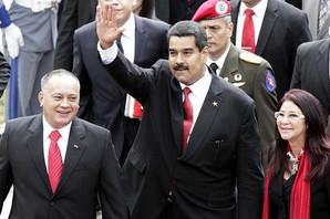 Maduro: Trampe, hvala za sankcije