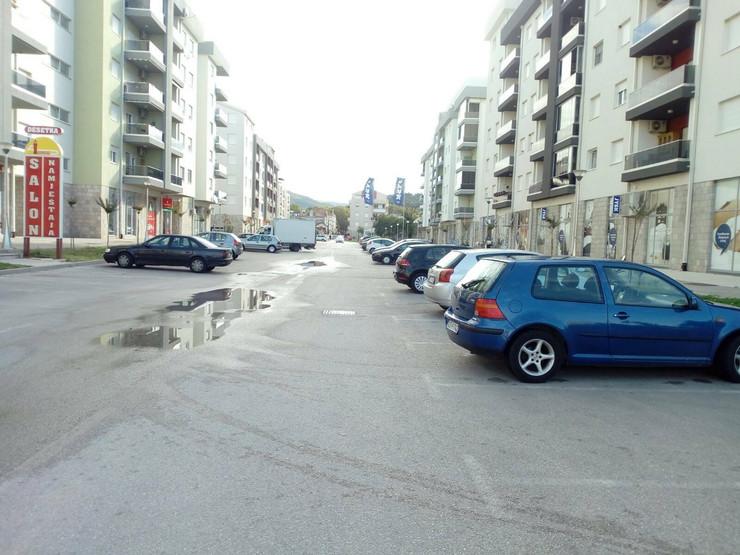 Parking centar Trebinje