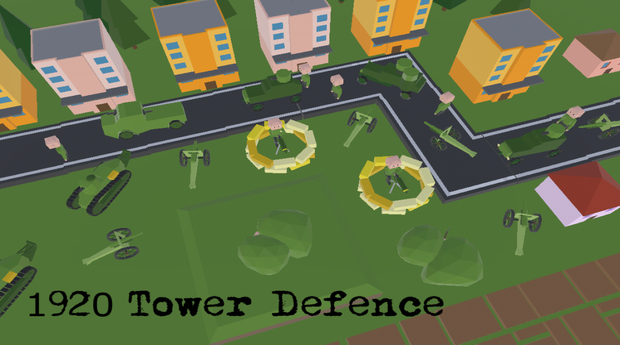 1920 Tower Defence
