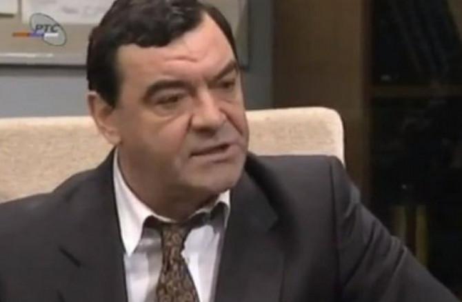 Josif Tatić kao Jataganac u