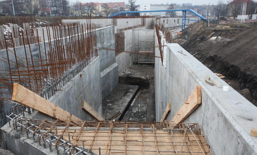 Opóźnia się budowa przystanku SKM Gdańsk Śródmieście