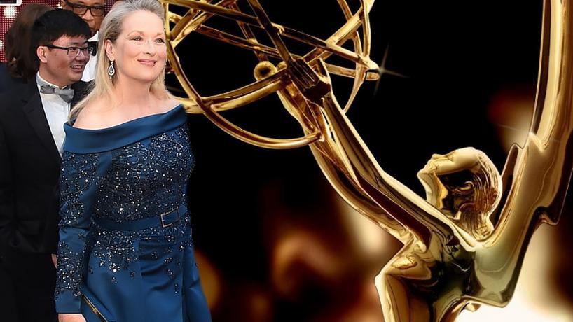 Meryl Streep, laureatka nagrody Emmy 2017