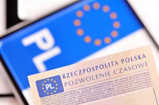 Będziemy jeździć bez dowodu rejestracyjnego. Sejm znowelizował Prawo o ruchu drogowym