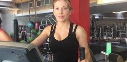 Gubi ciążowe kilogramy na siłowni