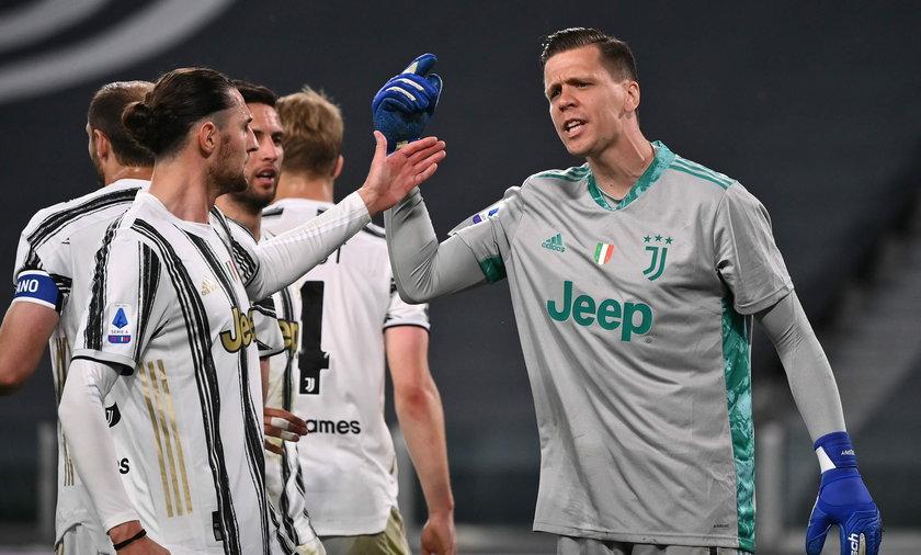 Wojciech Szczęsny i jego Juventus nie mają ostatnio najlepszej passy