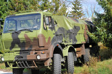 Vojni kamion iz programa Fabrike automobila Priboj