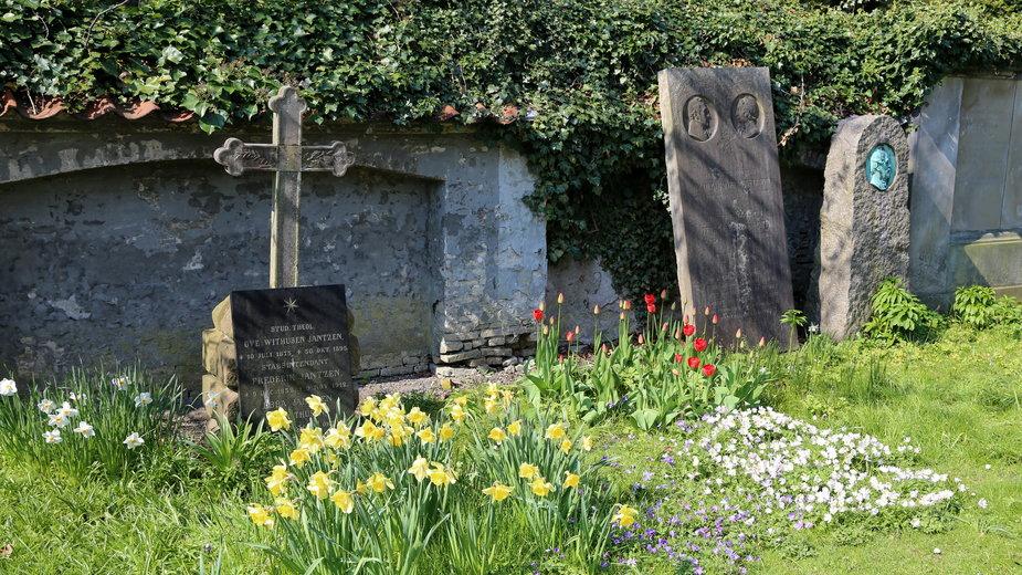Cmentarz w Danii