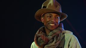 Pharrell Williams gwiazdą Pozytywne Wibracje Festival