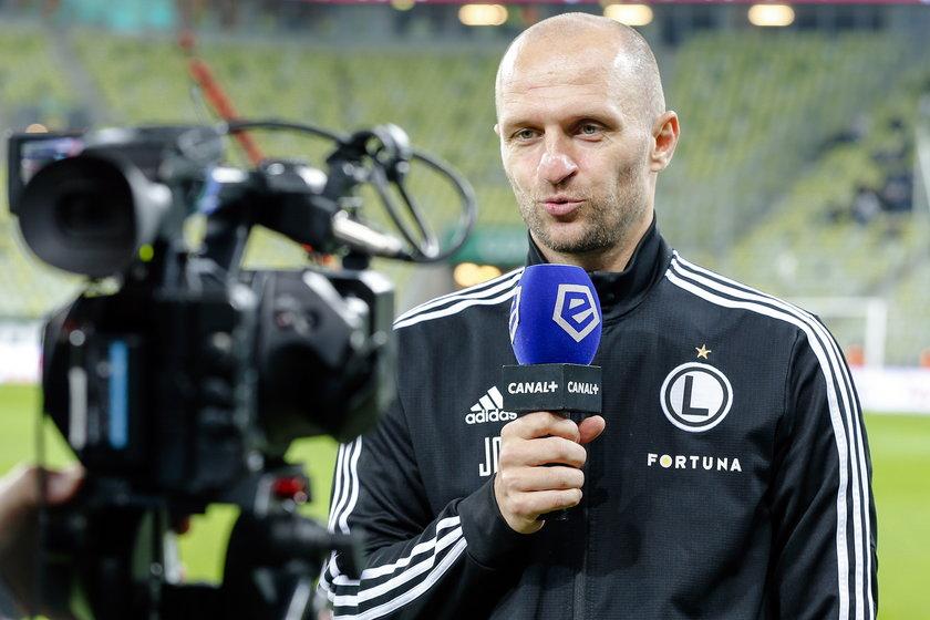 Były zawodnik Legii doskonale zna kadrę polską i słowacką.
