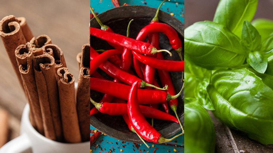 10 przypraw, które mogą szkodzić zdrowiu