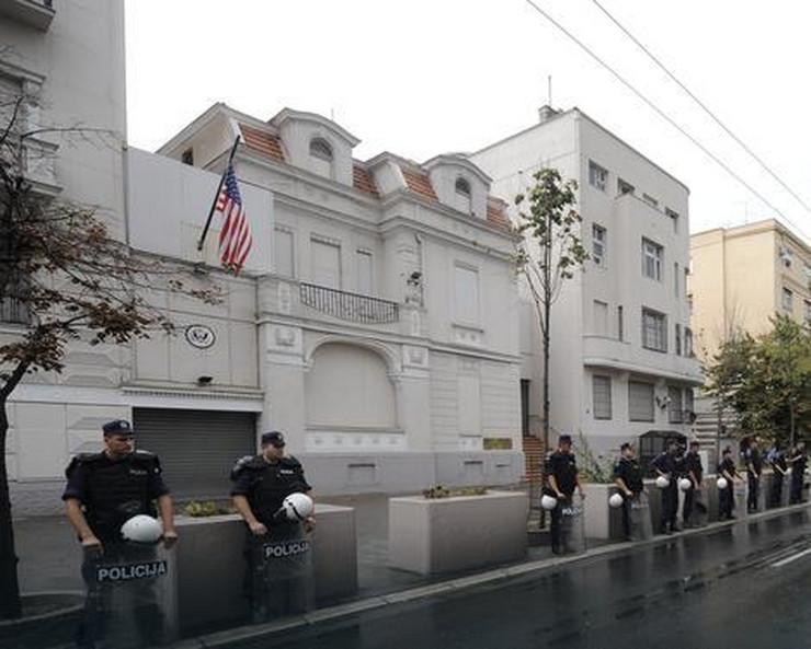turska ambasada beograd mapa IZRAELCI KUPILI ZGRADU AMERIČKE AMBASADE U Kneza Miloša niču novi  turska ambasada beograd mapa