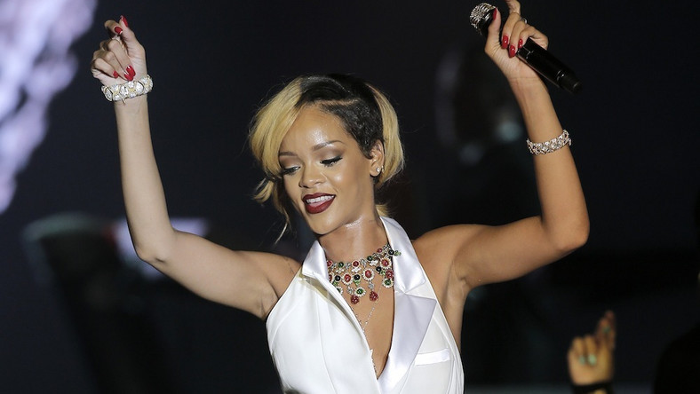 Rihanna odbierze Icon Award