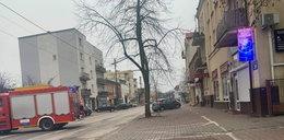 Tragiczny noworoczny poranek w Pruszkowie. Nie żyją dwie osoby