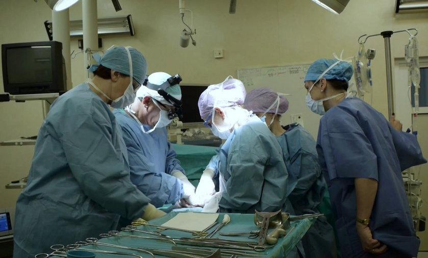 Przeszczep narządów po śmierci