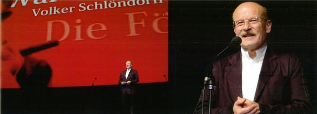 Folker Slendorf na FEST-u 2008