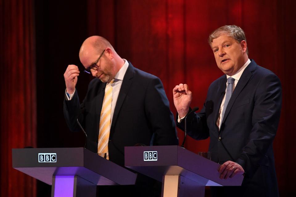 Przegrany: Angus Robertson - Szkocka Partia Narodowa