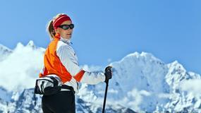 Kijki nordic walking - odrobina ruchu zimą