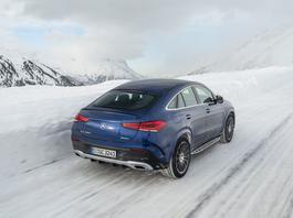 Mercedes GLE Coupe – jak jeździ nowy rywal BMW X6?