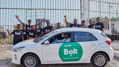 Bolt raises over $700m from investors