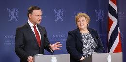 Wpadka prezydenta w Norwegii? Skąd zamieszanie w tej sprawie