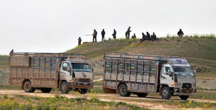 Sirija EPA Murtaja Lateef
