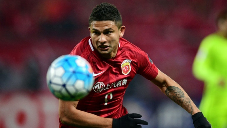 Brazil-born Elkeson has become the first footballer without Chinese heritage to be picked for a national squad.