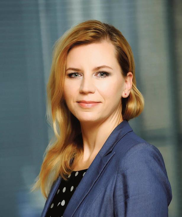 Honorata Ścisłowicz-Skraba doradca podatkowy, associate partner w EY