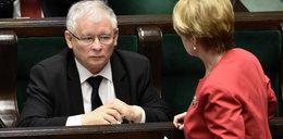 """Kaczyński żegna Jolantę Szczypińską. """"Zobaczyłem ją po śmierci, była uśmiechnięta"""""""