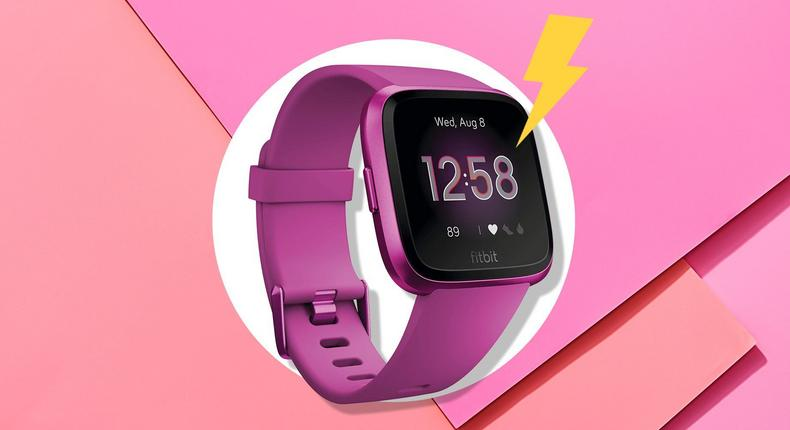 This FitBit Is $60 Off Today