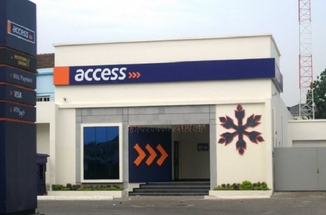 Access Bank office
