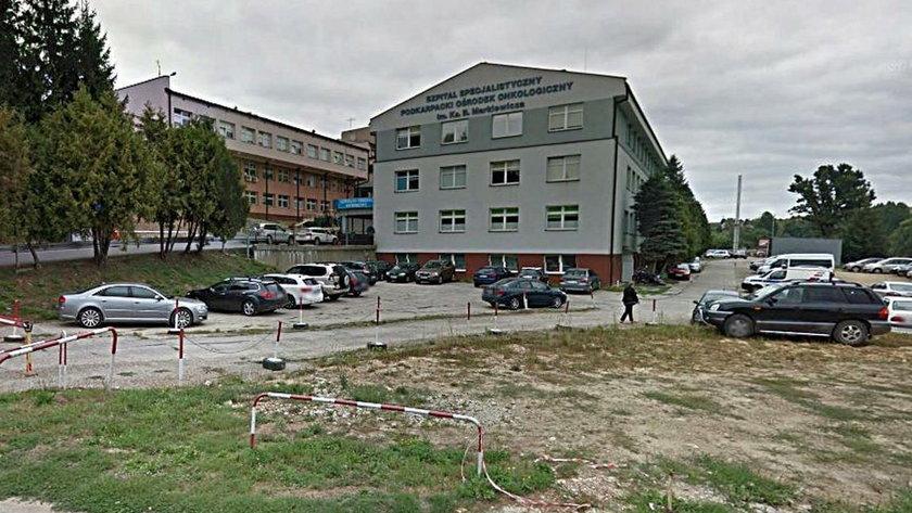 Szpital w Brzozowie