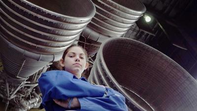 A 19-year-old aspiring astronaut is the only person who's attended every NASA space camp. She's already positioning herself for a mission to Mars.