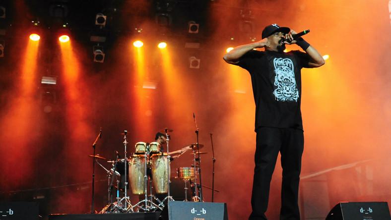 Koncerty Cypress Hill, The Offspring i Fatboy Slim były głównymi atrakcjami drugiego i ostatniego dnia Orange Warsaw Festival