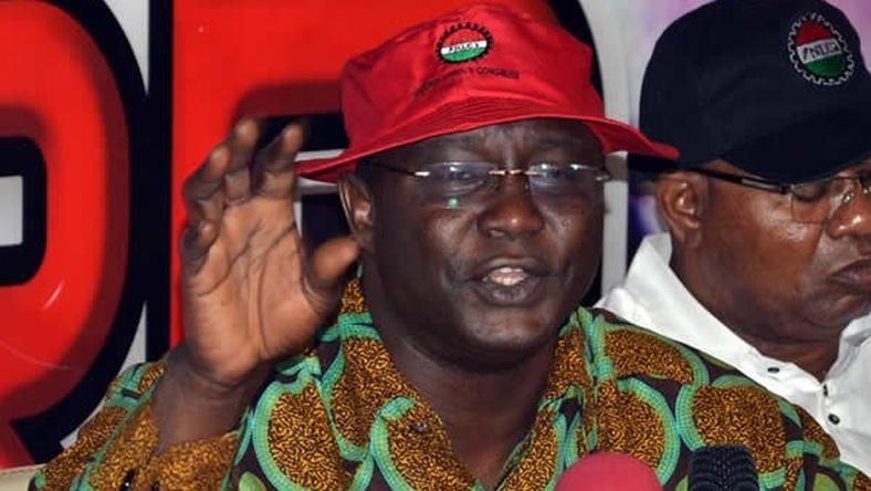 Image result for Buhari's Advisory Committee On Minimum Wage Not Relevant To Us- NLC