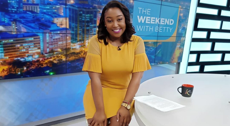 Betty Kyallo comes clean on Pregnancy reports