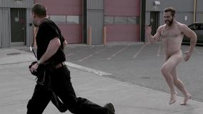 """Jai Courtney nago na planie """"Legionu samobójców"""""""